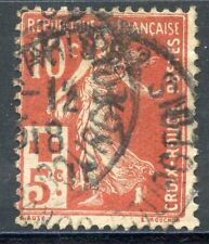 3TIMBRE FRANCE OBLITIERE TYPE MERSON N° 147 / Photo non contractuelle