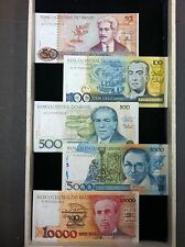 Brazil Paper Money Lot