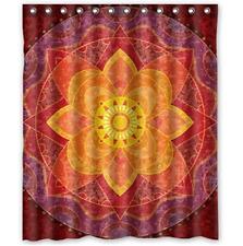 3rd Eye Alex Grey Art Waterproof Bathroom Shower Curtain DMT Visuals Psychedelic