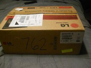 """LG Flatron 19"""" LED Monitor 1440 x 900 (VGA   DVI   USB) TERA2 Cloud V 19CNV42K-B"""