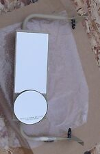 NEW PAINTED ALUMINUM RIGHT OR LEFT WEST COAST MIRROR/CONVEX/BRACKETS