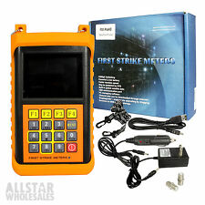 First Strike Meters FS1 ProHD Professional Digital Satellite Signal Finder Meter