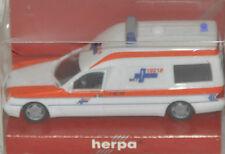 "Herpa 043984 – MB e 200 T Binz KTW ""MKT Norimberga"", h0, 1:87 NUOVO + OVP"