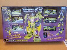 Transformers Encore 20A Constructicons  Devastator Anime color Takara Tomy MISB