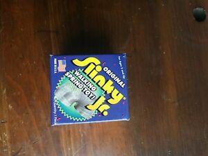 NIB - Original Slinky Jr., Walking Spring Toy - for Ages 5 & Up