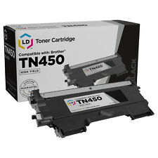 LD Toner Cartridge for Brother TN450 High Yield Black MFC7860DW DCP7060D TN420
