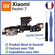 NAPPE CIRCUIT CONNECTEUR DE CHARGE DOCK USB ET MICRO DU XIAOMI REDMI 7 + OUTILS