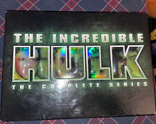 The Incredible Hulk - The Complete Series (Dvd, Collector's 20-Disc Set)