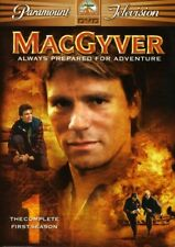 New listing MacGyver - The Complete First Season