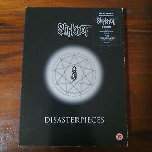 Slipknot Disasterpieces DVD Music Metal