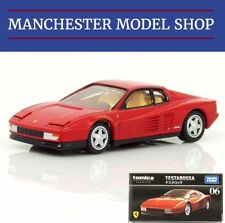 IN STOCK NOW - Tomica Premium 6 Ferrari Testarossa red BOXED UK STOCK!