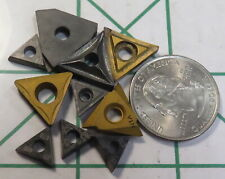 Lot of 5 Diamond Shaped Carbide Inserts Fit SVVBN062 Tool Holder