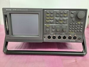 Tektronix AM700 Mixed Signal Audio Measurement Set