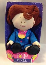 Vintage Funny Rosie O'Donnell 1997 Talking Cloth Doll Comedian Toy by Tyco