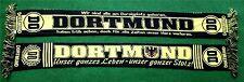 """Dortmund Schal """"HERZ VERLOREN"""" Fan Ultra Kurve Block + 100 % Acryl + NEU +"""