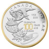 Royal Canadian Mint, 100th Ann. - 2008 Special Edition Silver Dollar