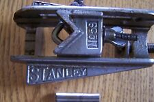 Vintage Stanley No 59 Doweling Jig with 5 guides, depth gauge, and  instructions