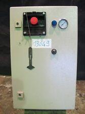 Schaltschrank Sicherungsschrank Schaltkasten Stromkasten #13649