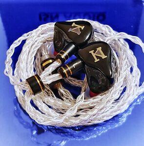 ISN Audio H40 HIFI in-ear monitors IEMs
