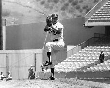 1966 Los Angeles Dodgers Pitcher DON SUTTON Vintage 8x10 Photo Baseball Print