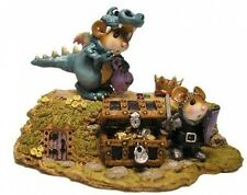 Wee Forest Folk KOW-02 Kingdom of Wee The Dragon Slayer