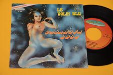 "LE VOLPI BLU 7"" 45 DOLCE TEMPO 1°ST ORIG ITALY PROG 1978 EX !"