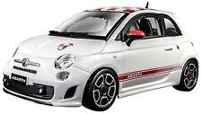 1:24 Scale - Fiat Abarth 500 Diecast Car Model Die Cast Cars Models Miniature
