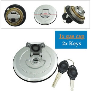 Universal Modification CNC Motorcycle Bike Fuel Gas Tank Cap Lock Key Kit
