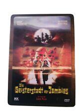 Lucio Fulci Klassiker Uncut XT Steelbook Horror DVD