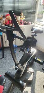 Roger black exercise bike