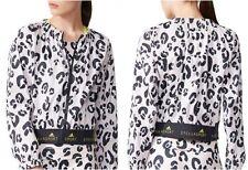 Adidas Stellasport Printed Ladies Jacket Size UK 2 - 4 RRP £65 (SP4)