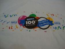 Oreo Cookie 100th birthday anniversary 2012 Celebration Party T Shirt XL