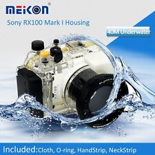 Underwater Waterproof Housing for Sony DSC-RX100 Camera RX100 Waterproof Case