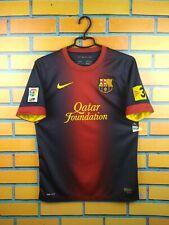 Barcelona jersey Small 2012 2013 home shirt 478323-410 soccer football Nike