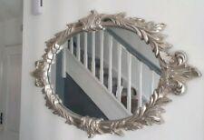 large sliver mirror