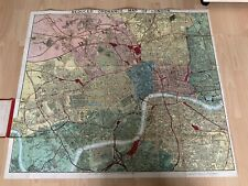 EARLY COPY OF CRUCHLEY'S NEW PLAN OF LONDON