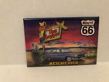 Route 66 Eat Dos Amigos New Mexico Refrigerator Magnet NEW