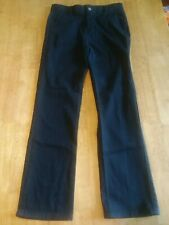 Chaps Boys 14 Regular Black School Approved Adjustable Uniform Pants Size 14 Reg