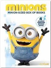Minions Minion-Sized Box of Books by Centum Books (Hardback, 2015)