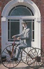 Transport Postcard - 'Boneshaker' Tricycle - Circa 1869   U1594