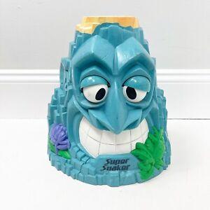 Super Soaker Mt. Tiki-Soki Water Volcano Sprinkler Aqua Squirtz Hasbro