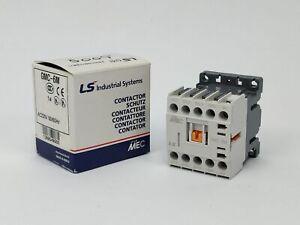 LS Industrial systems GMC-6M 1a AC230V Mini Contactor