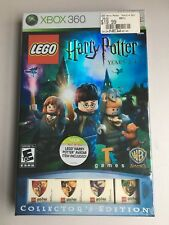 LEGO Harry Potter: Years 1-4 -- Collector's Edition Xbox 360, NEW & SEALED!