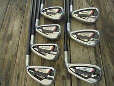 Ladies Women's Titleist AP1 714 Iron Set Golf Club 5-P,W Right Hand Graphite Sh