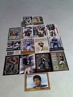 *****J.P. Losman*****  Lot of 64 cards.....42 DIFFERENT / Football
