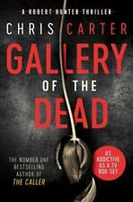 Gallery of the Dead (Robert Hunter 9) by Carter, Chris 1471156362 The Cheap Fast