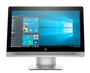 "21"" HP Pro One 600 G2 AIO, i3 6100, 500GB, 4GB, DVDRW,NO OS, WIN 8/10 PRO COA"