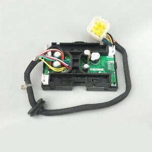24V Fuel vehicle air heater main board controller accessories 8 line 9 holes