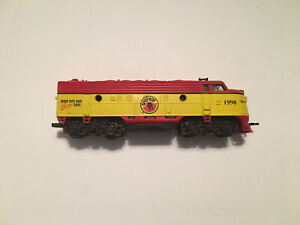 Ho Scale Life Like 1998 Shop Rite F Unit For Repair