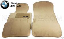 NEW BMW E46 328i 330xi 330Ci 325xi 325i 4 Beige Carpets Floor Mat Set Genuine